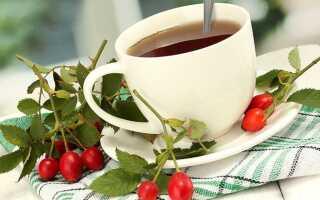 Чай из боярышника рецепт