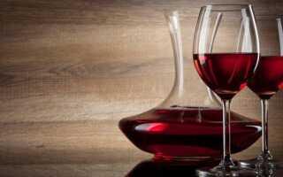 Как крепить домашнее вино из винограда