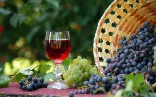 Домашнее вино из винограда молдова рецепты