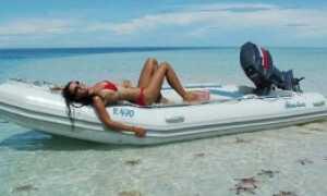 Что нужно знать при покупке надувной лодки?