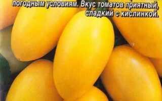 Томат буян желтый характеристика и описание сорта