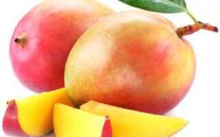 Кожура манго полезные свойства