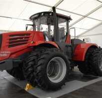 Трактор к 9000 технические характеристики