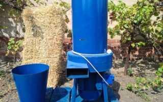 Измельчение соломы газонокосилкой видео