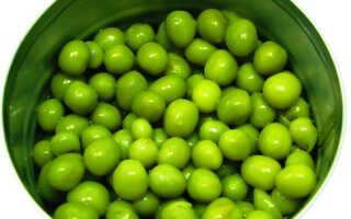 Зеленый горох польза и вред для организма