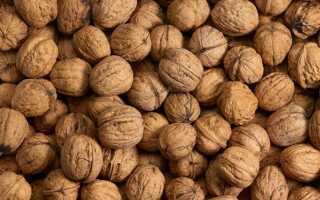 Сколько жарить орехи в духовке