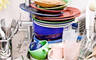 Чем можно продезинфицировать посуду