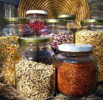 Хранение семян при минусовой температуре