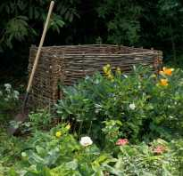 Компостер садовый своими руками фото