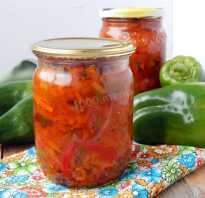 Что можно приготовить из зеленого болгарского перца