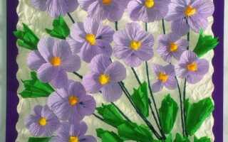 Цветок настроения своими руками