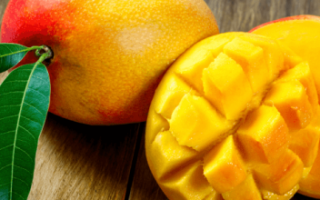Надо ли чистить манго от кожуры