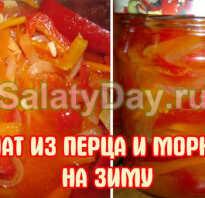 Салатный перец на зиму рецепты