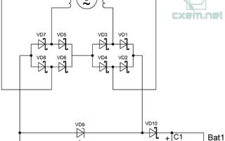 Как из шагового двигателя сделать генератор