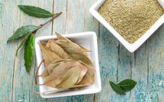 Масло лаврового листа применение при болезни