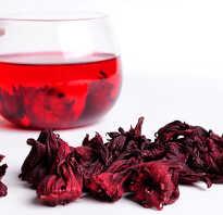 Чай из листьев розы