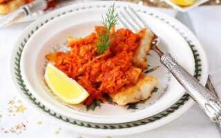 Маринад для жареной рыбы