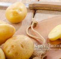 Чем отмыть руки от картошки